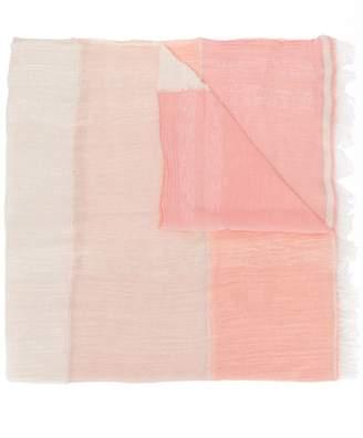 Fabiana Filippi colour block scarf