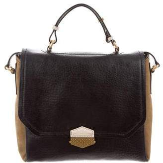 Marc by Marc Jacobs Bicolor Leather Satchel