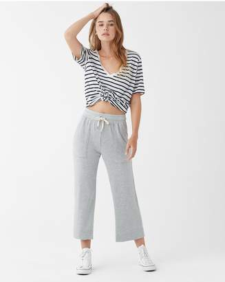 Splendid Super Soft French Terry Crop Pant