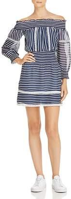 Parker Carah Off-the-Shoulder Dress