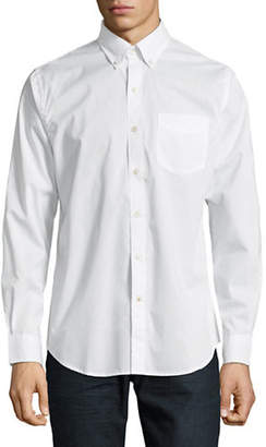 Dockers Long-Sleeve No Wrinkle Sport Shirt