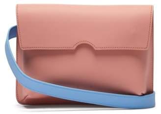 Pb 0110 Ab65 Leather Belt Bag - Womens - Pink Multi
