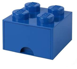 Lego Room Copenhagen Storage Brick 1 Drawer Bright Blue