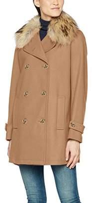 Benetton Women's Coat,(Size: 50)