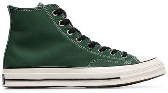 green Chuck Taylor All Stars 70's sneakers