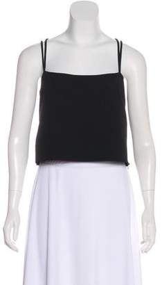 Milly Sleeveless Crop Top w/ Tags