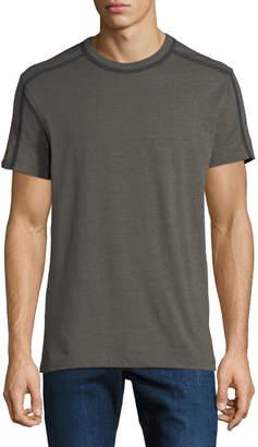 Chaser Men's Short-Sleeve Crewneck Jersey Tee