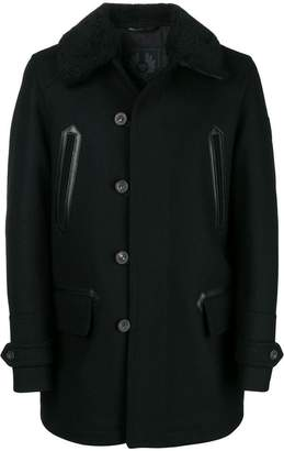 Belstaff classic button up coat