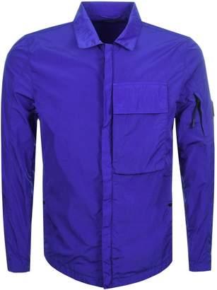 C.P. Company Overshirt Jacket Blue