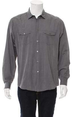 John Varvatos Button-Up Shirt