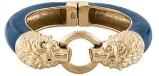 Chanel Lion Head Bangle