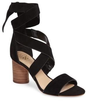 Women's Vince Camuto Jeneve Block Heel Sandal $118.95 thestylecure.com