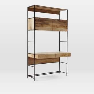 "west elm Rustic Storage 48"" Desk"