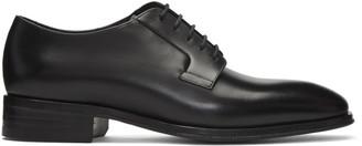 Giuseppe Zanotti Black Leather Derbys
