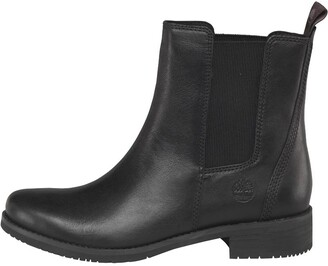 Timberland Womens Venice Park Chelsea Boots Black