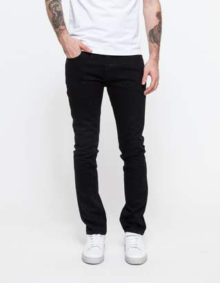 Han Kjobenhavn Lean Fit Jeans Black Black