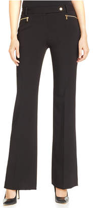 Calvin Klein Modern Zipper-Pocket Trousers $79.50 thestylecure.com