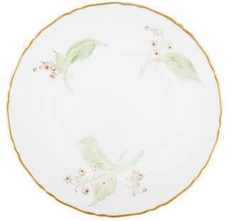 Royal Worcester Set of 5 Lily of the Valley Dessert Plates