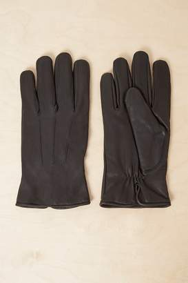 French Connenction Lance Leather Gloves