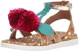Nina Girls' kyeleigh Sandal