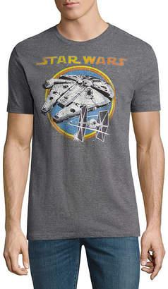 Star Wars Novelty T-Shirts Battleship Tee