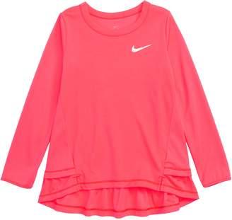 Nike Dry Peplum Tunic