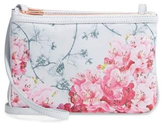 Ted Baker Belinaa Babylon Print Nylon Crossbody Bag