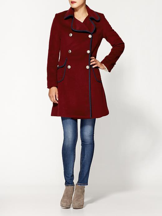 Vince Pink Martini Orwell Coat