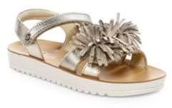 Naturino Kid's Pom Pom Sandals