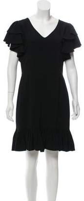 Stella McCartney Ruffle Knee Length Dress w/ Tags
