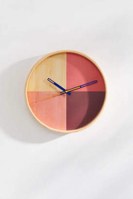 Flor Cloudnola Wall Clock