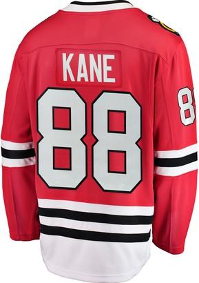 Men's Fanatics Chicago Blackhawks Patrick Kane Breakaway Jersey