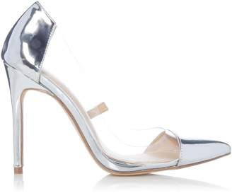 Women Head Over Heels By Dune Cecil High Heels Nude