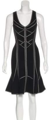 Herve Leger Caitlyn Bandage Dress