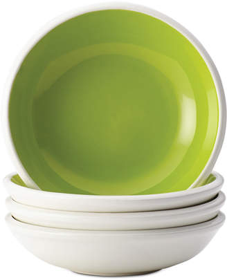 Rachael Ray Rise Green Set of 4 Fruit Bowls