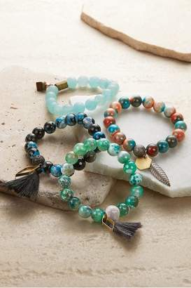 Soft Surroundings Multi Fun Stretch Bracelets