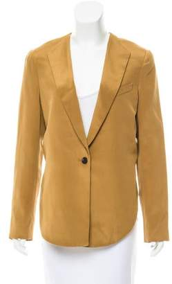 3.1 Phillip Lim Asymmetrical Silk Blazer w/ Tags