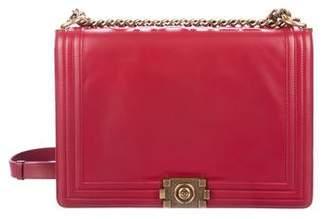 Chanel Large Boy Reverso Bag