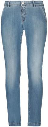 AR+ CAMOUFLAGE AR AND J. Denim pants - Item 42707106DR