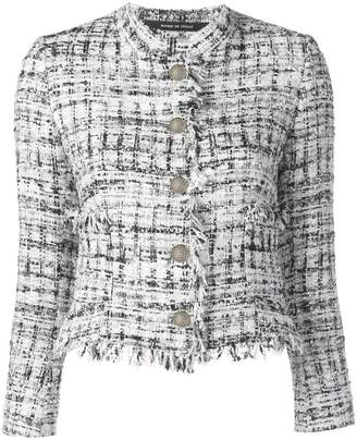 Tagliatore Nikole tweed jacket