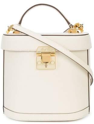 Mark Cross box satchel bag