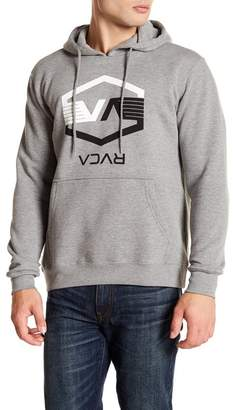 RVCA Va Hex Wings Fleece Hoodie