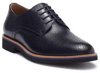 Zanzara Hartung Perforated Plain Toe Derby