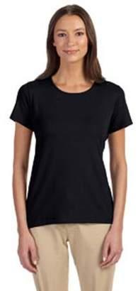 Devon & Jones Ladies' Perfect Fit Shell T-Shirt