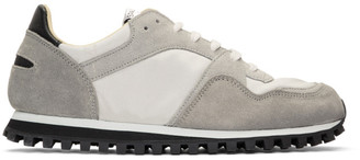 Spalwart Grey Marathon Trail Low GB Sneakers