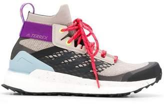 adidas Terrex Free Hiker high top sneakers