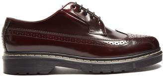 Joseph Trek-sole leather and rubber brogues