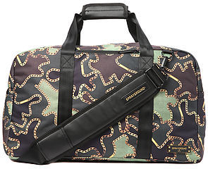 Camo Sprayground The Chains Laptop Duffle Bag