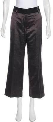 Marc Jacobs Satin Wide-Leg Pants