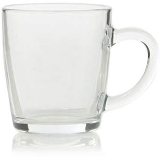 George Home Glass Tea Mugs - Set of 3